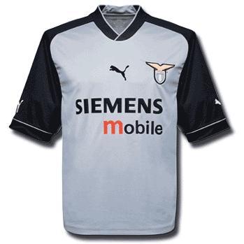 Lazio-trøje-tredje-2002-2003