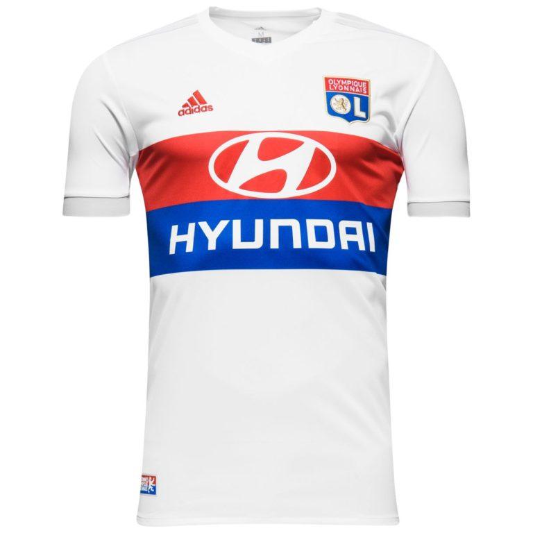 Lyon-trøje-hjemme-17-18