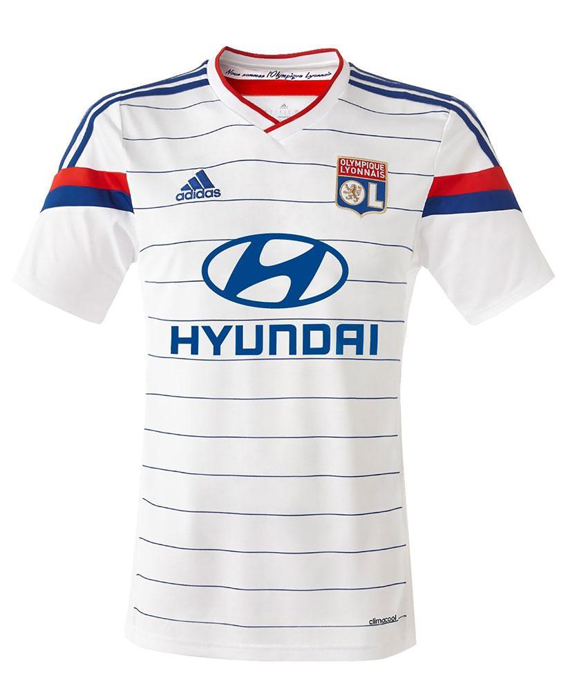 Lyon-trøje-hjemme-2014-2015