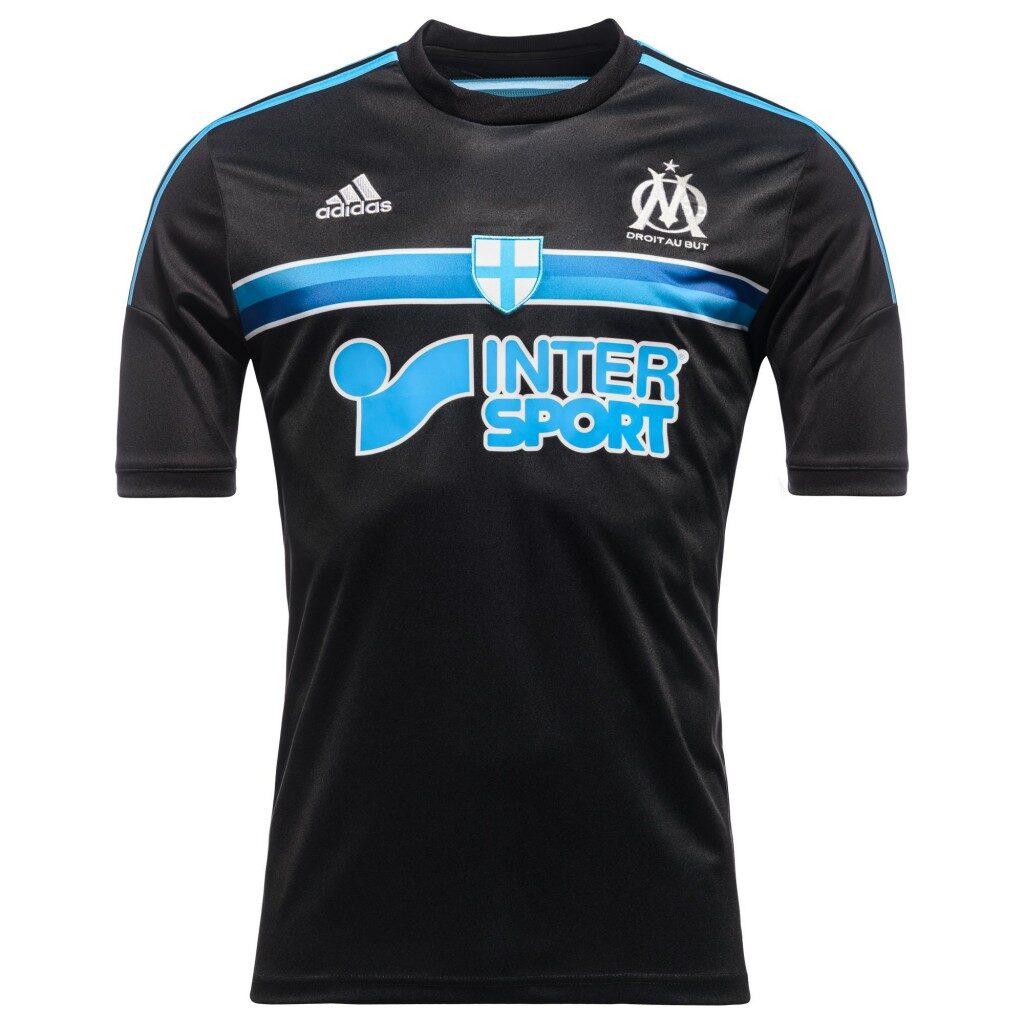 Marseille-trøje-tredje-2014-2015