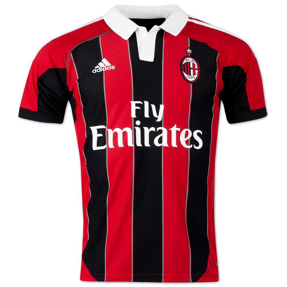 Milan-trøje-hjemme-2012-2013
