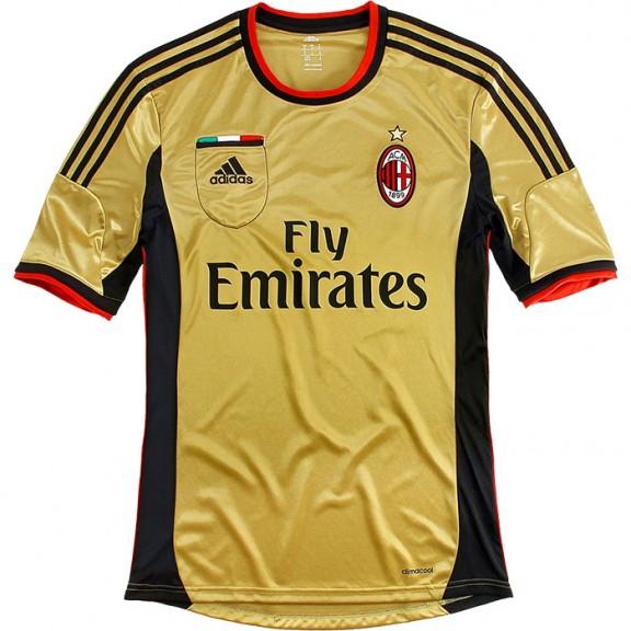 Milan-trøje-tredje-2013-2014