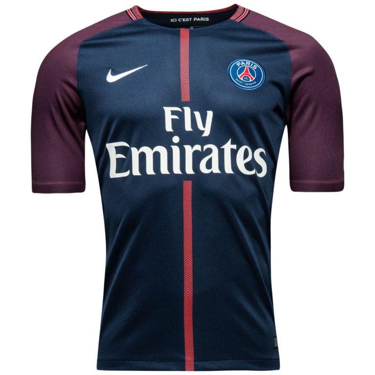 PSG-trøje-hjemme-17-18