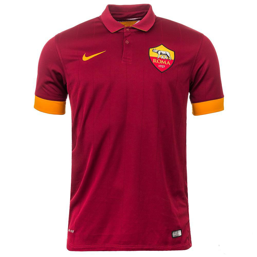 Roma-trøje-hjemme-2014-2015