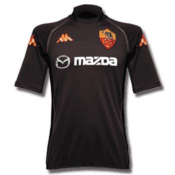 Roma-trøje-tredje-2002-2003