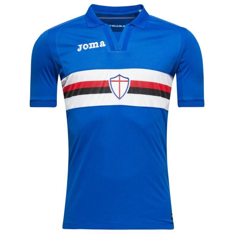 Sampdoria-trøje-hjemme-2017-18