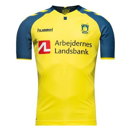 Brøndby trøje 2017-18