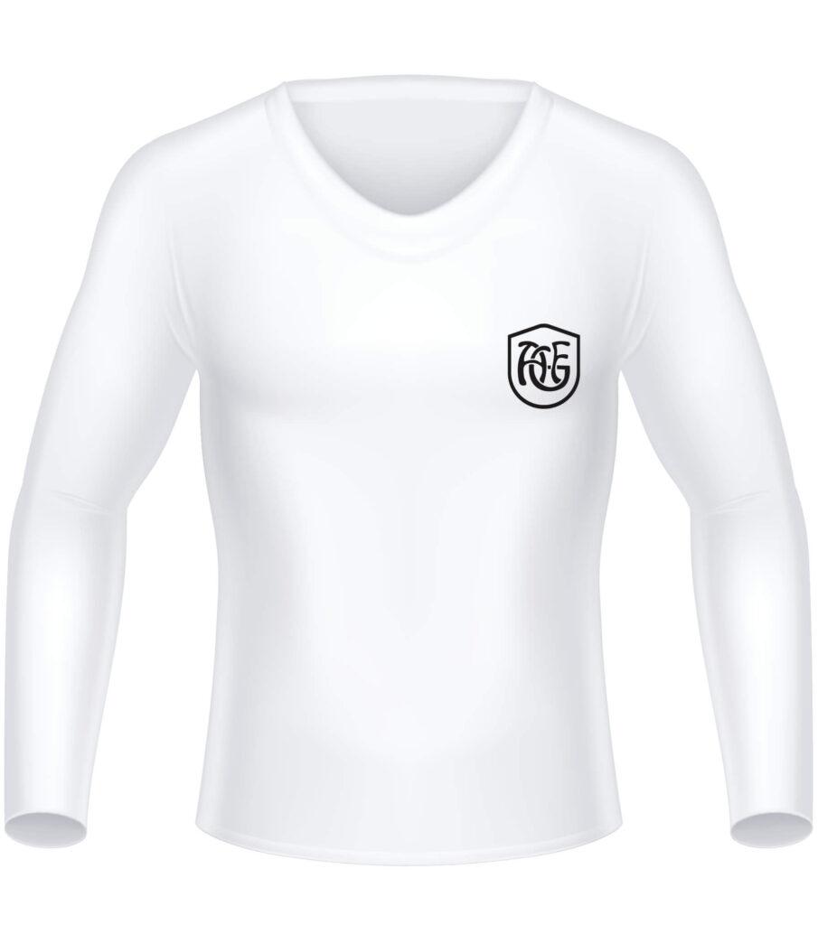 AGF trøje H 1957-58