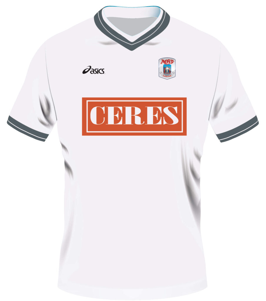 AGF trøje 1995-1997
