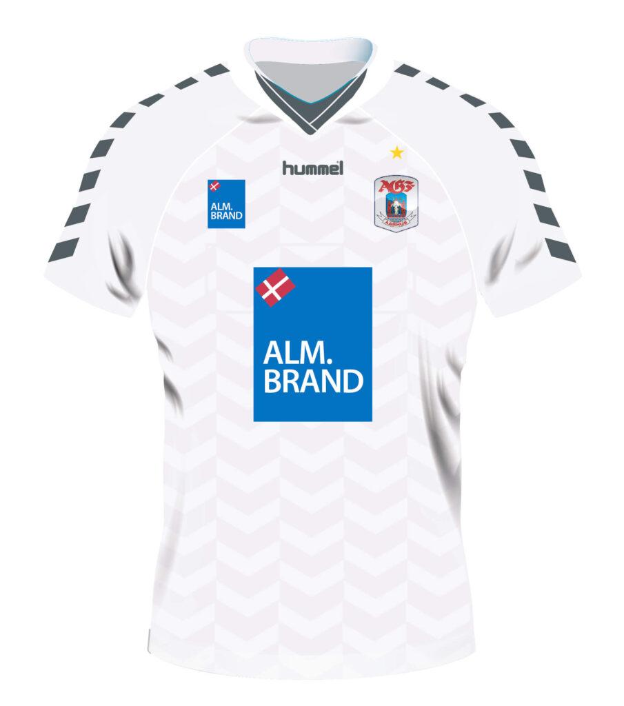 AGF trøje 2005-07