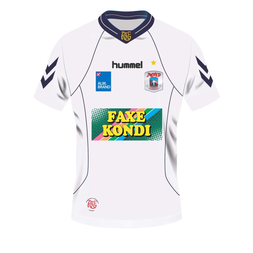 AGF trøje 2009-10