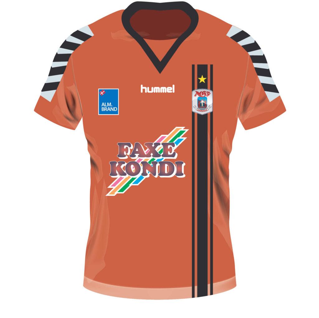 AGF trøje 2010-11