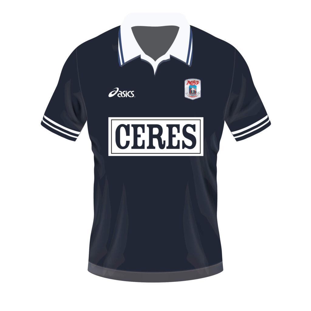 AGF trøje ude 1995-97