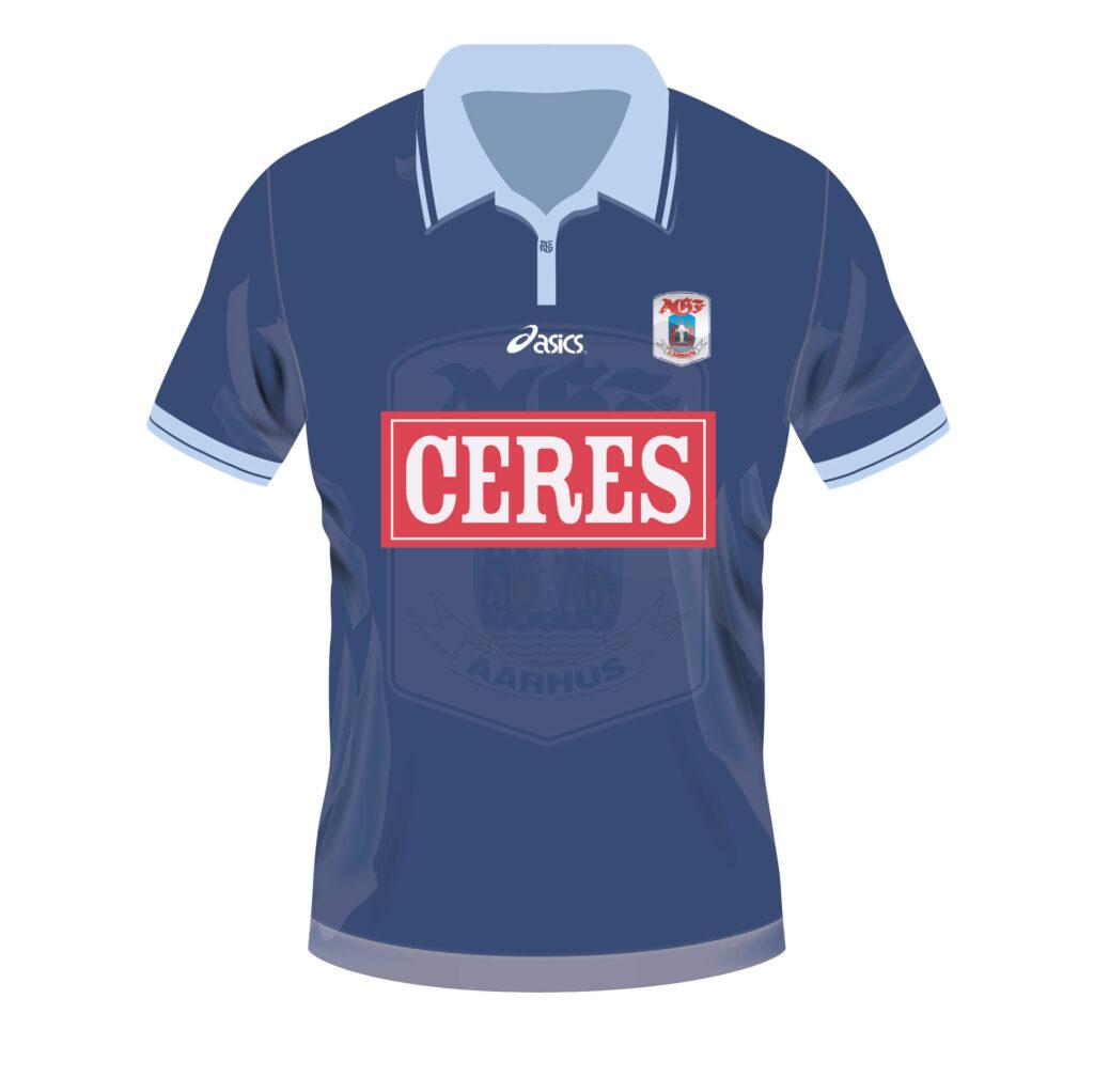 AGF trøje ude 1997-98