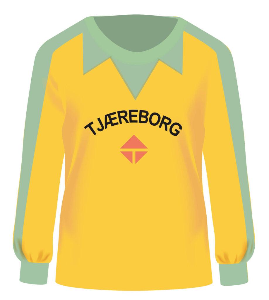EFB trøje 1978