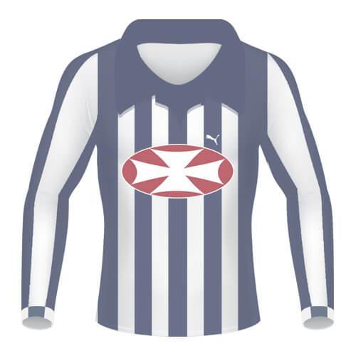 OB trøje 1978-79