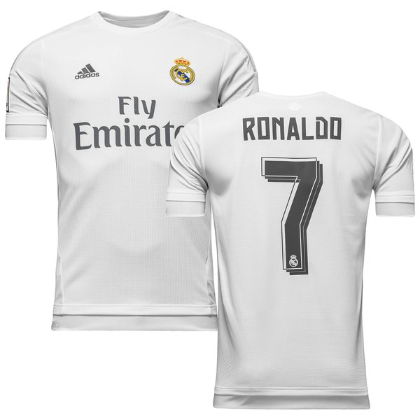 Ronaldo trøje - Real Madrid hjemme 2015 2016