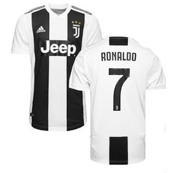 Ronaldo-trøje-Juventus-2018-2019