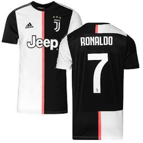 Ronaldo-trøje-Juventus-hjemme-2019-2020