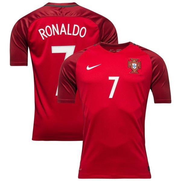 Ronaldo trøje - Portugal 2016 2017