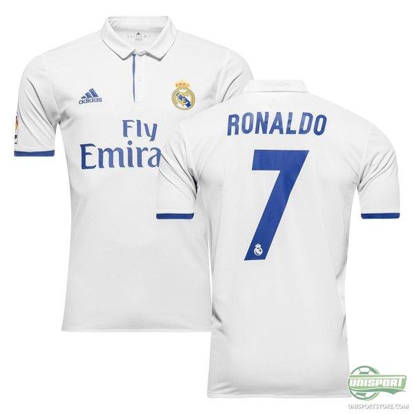 Ronaldo trøje - Real Madrid hjemme 2016 2017